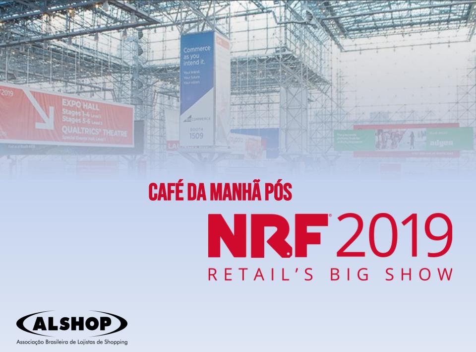 ALSHOP realiza evento pós-NRF 2019