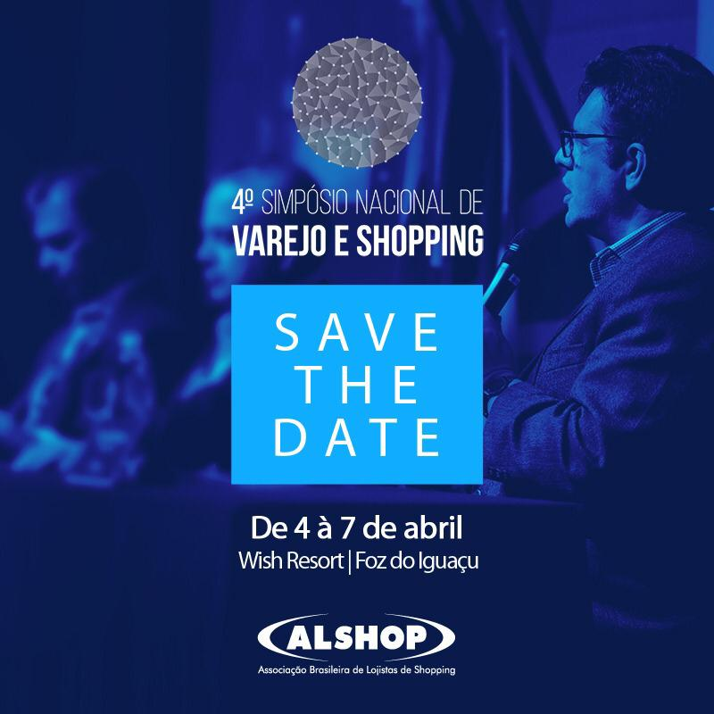 save the date simpósio alshop